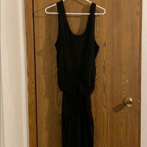 NWT gap tie front dress